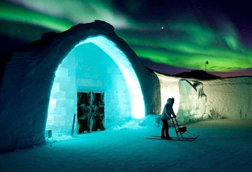 Destinos de hielo: Suecia y su IceHotel