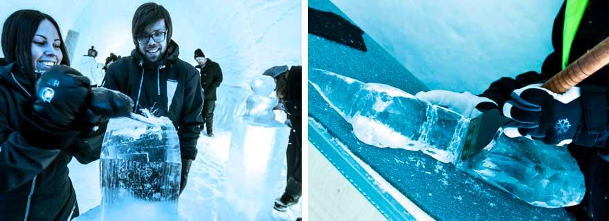 Ice Hotel en Suecia