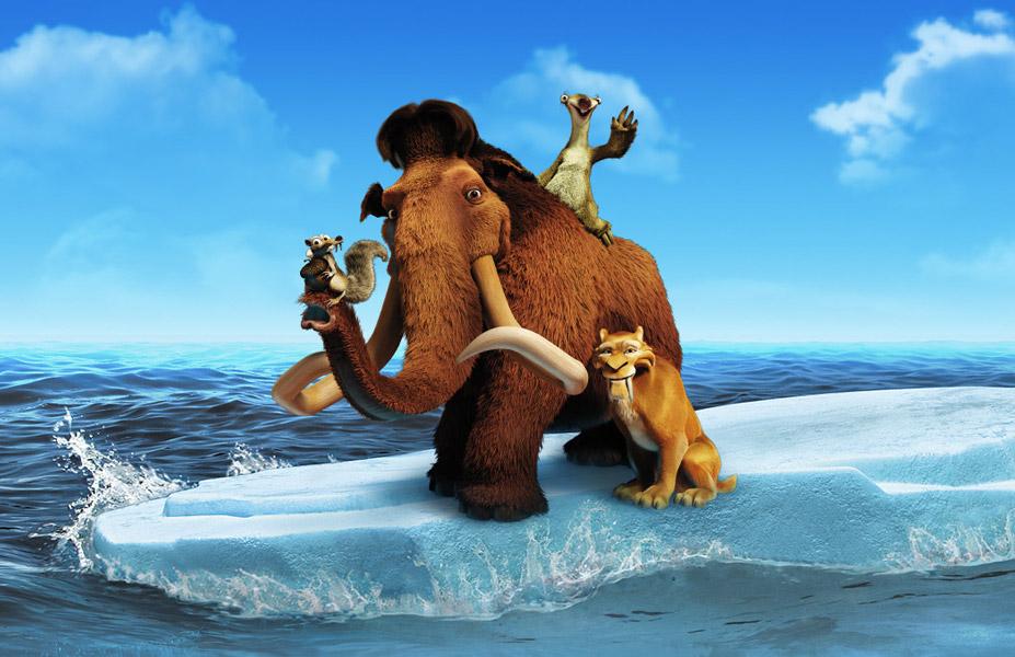 El éxito del hielo en las películas infantiles