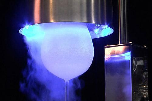 usos hielo seco