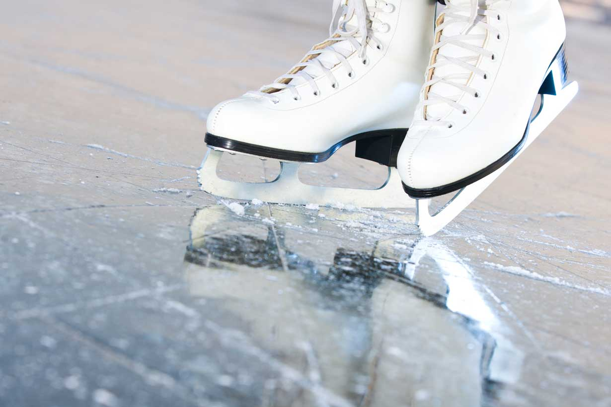 Seven ice sports that you have always wanted to practise
