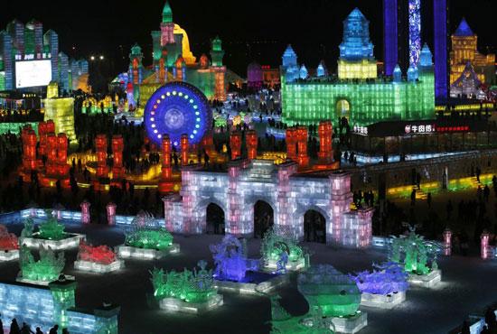 Destinos de Hielo: Harbin, una ciudad de cuento / Ice Destinations: Harbin, a Fairy Tale City