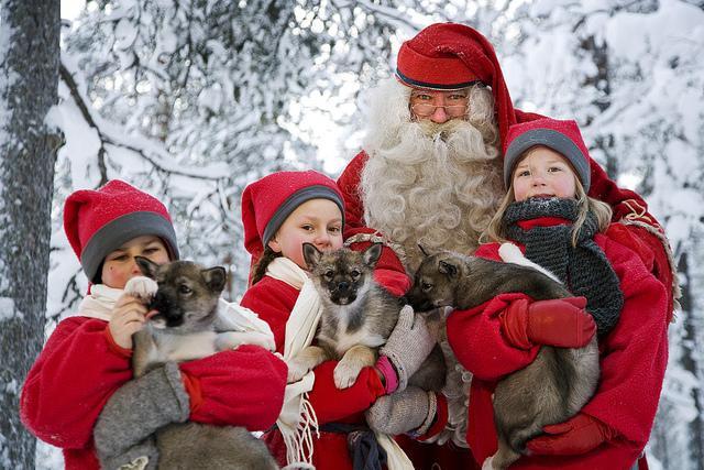 Destinos de Hielo: El pueblo de Papa Noel en Laponia / Ice Destinations: Santa's town in Lapland