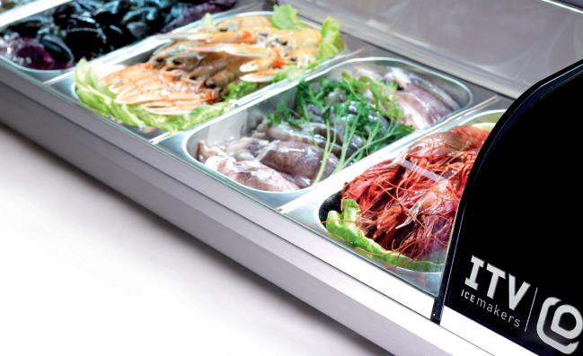 Las vitrinas ITV para conservar comida / ITV's Refrigerated Cases
