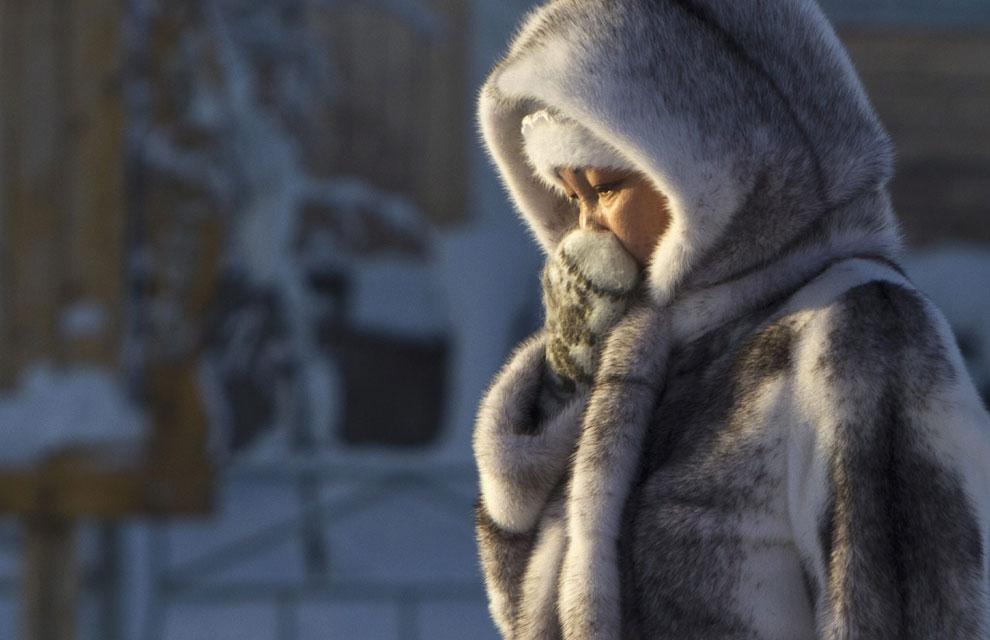 Los cinco lugares habitados más helados y fríos del planeta / The Five Coldest Inhabited Places in the World