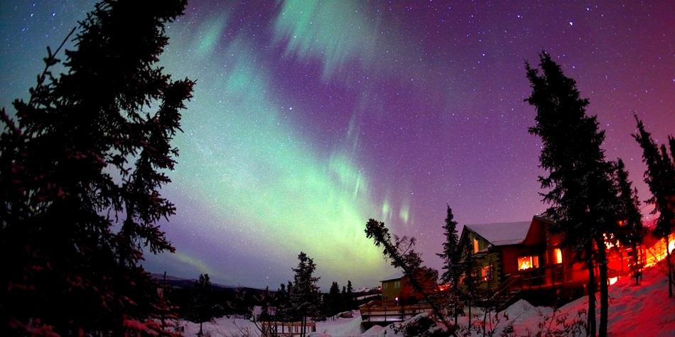 Aljaska Fairbanks-coldfoot