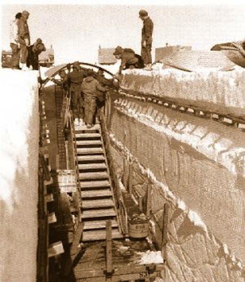 Iceworm: la ciudad ultrasecreta que se creó bajo el hielo