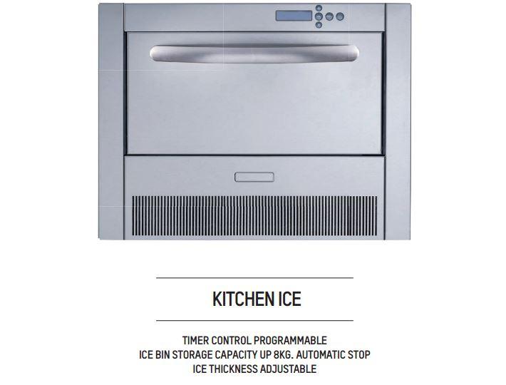 Homemade Gourmet Ice