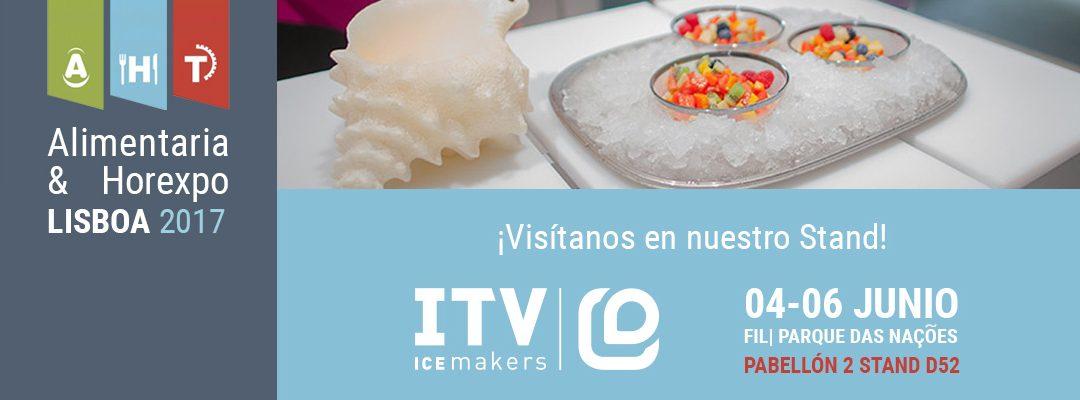 ITV estará presente en Alimentaria & Horexpo 2017