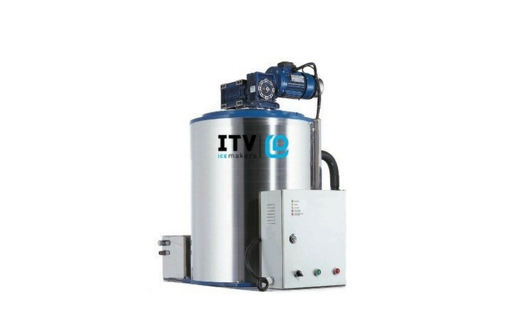 Industrial Ice Maker Machine: ITV's Specialty