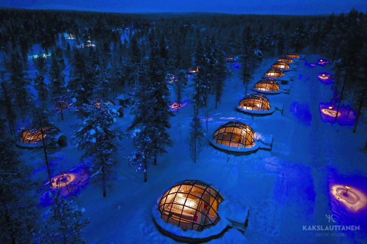 Los Mejores Hoteles de Hielo del Mundo