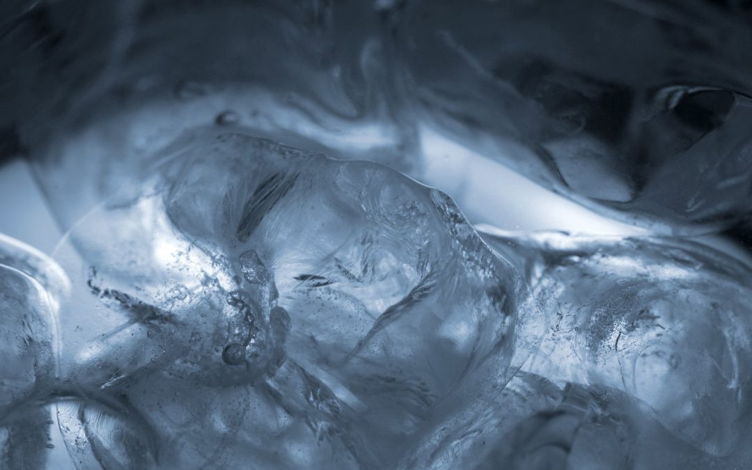 Medicinal uses of ice