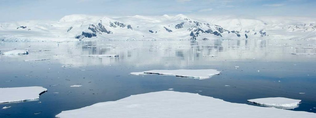 Information and data of the Antartica