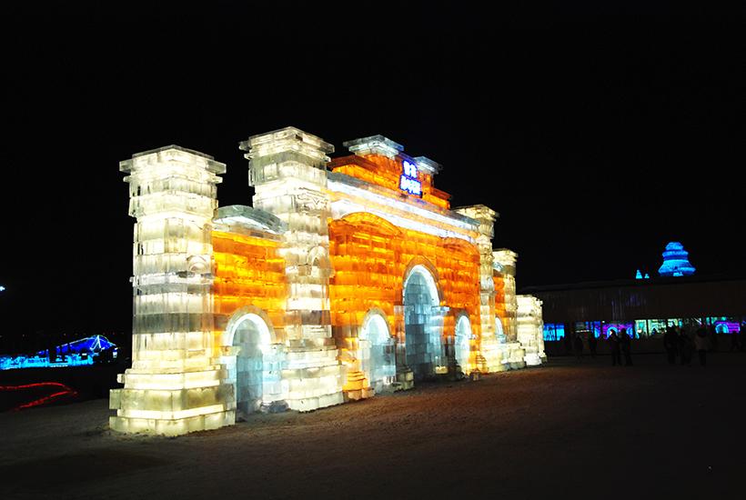 Harbin, el Festival de Hielo y Nieve más impresionante del mundo