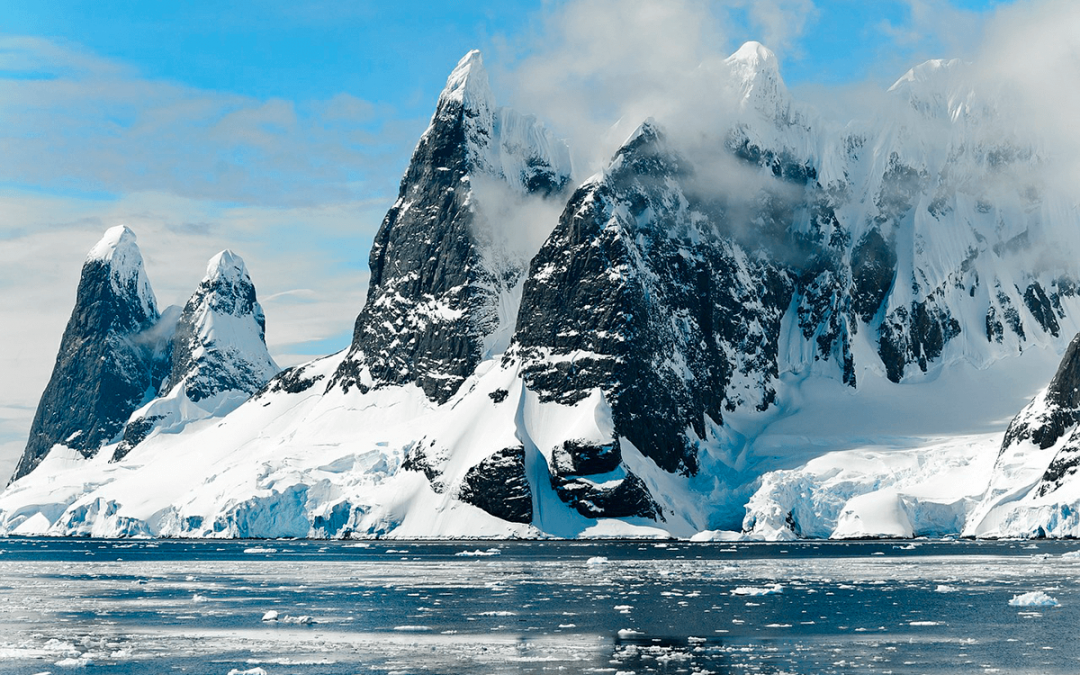 The melting of Antarctica is becoming a very serious issue