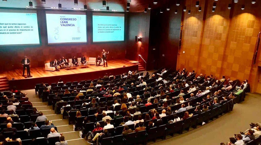 ITV-Ice Makers participa como empresa experta en el II Congreso Lean Valencia