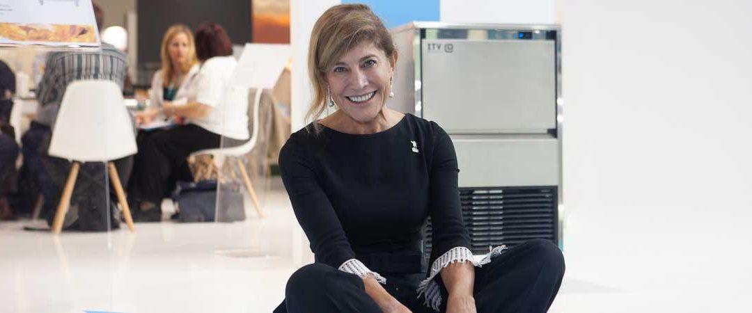 Entrevista de Cristina Cordón, presidenta de ITV Ice Makers, en AEFYT