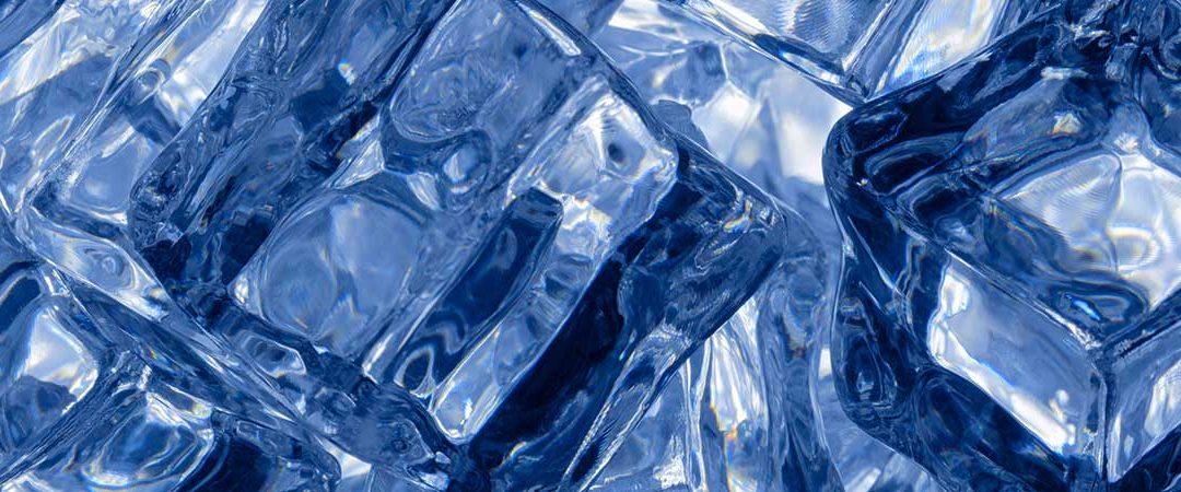 El hielo 'kilómetro cero', única garantía de seguridad alimentaria