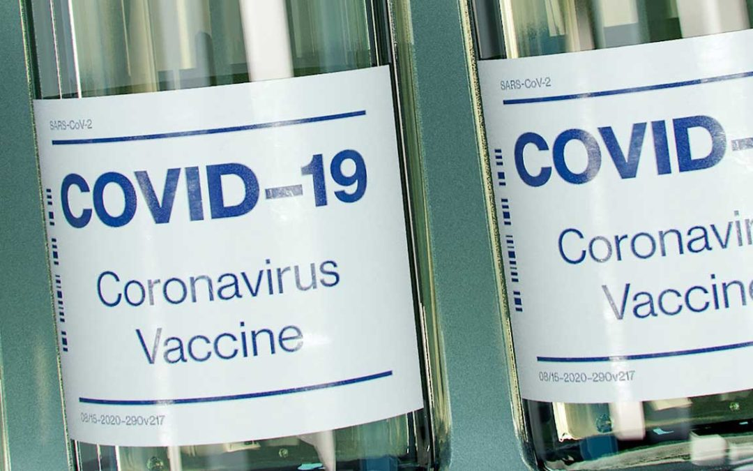 Ice, key in the transport of COVID-19 vaccines