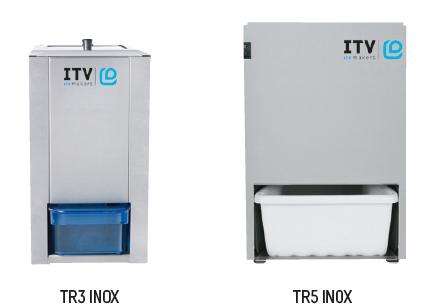 Máquinas trituradoras ITV - Hielo Picado