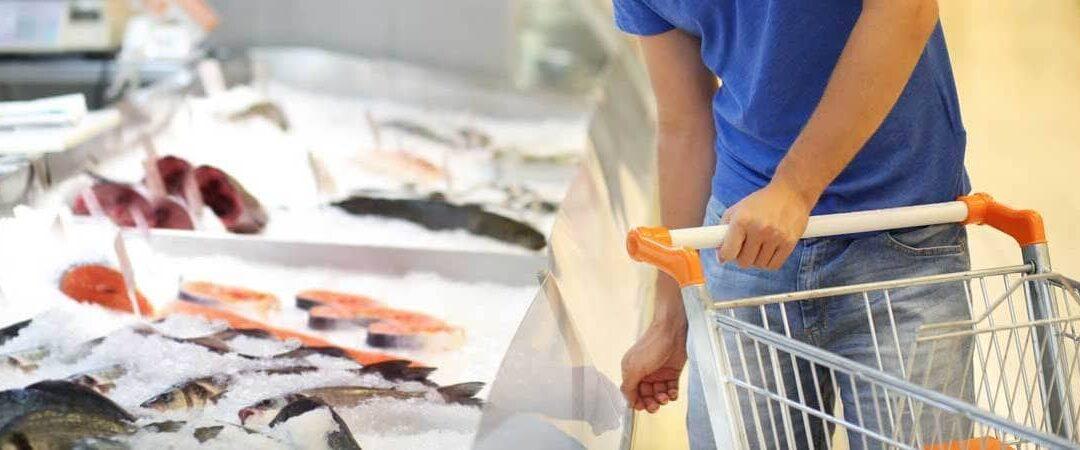 El uso del Hielo para Supermercados