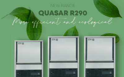 New Quasar R290 more efficient and environmentally friendly ice machines