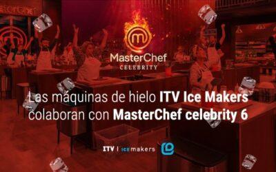 The ITV machines at Masterchef Celebrity 2021